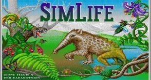 SimLife Cover