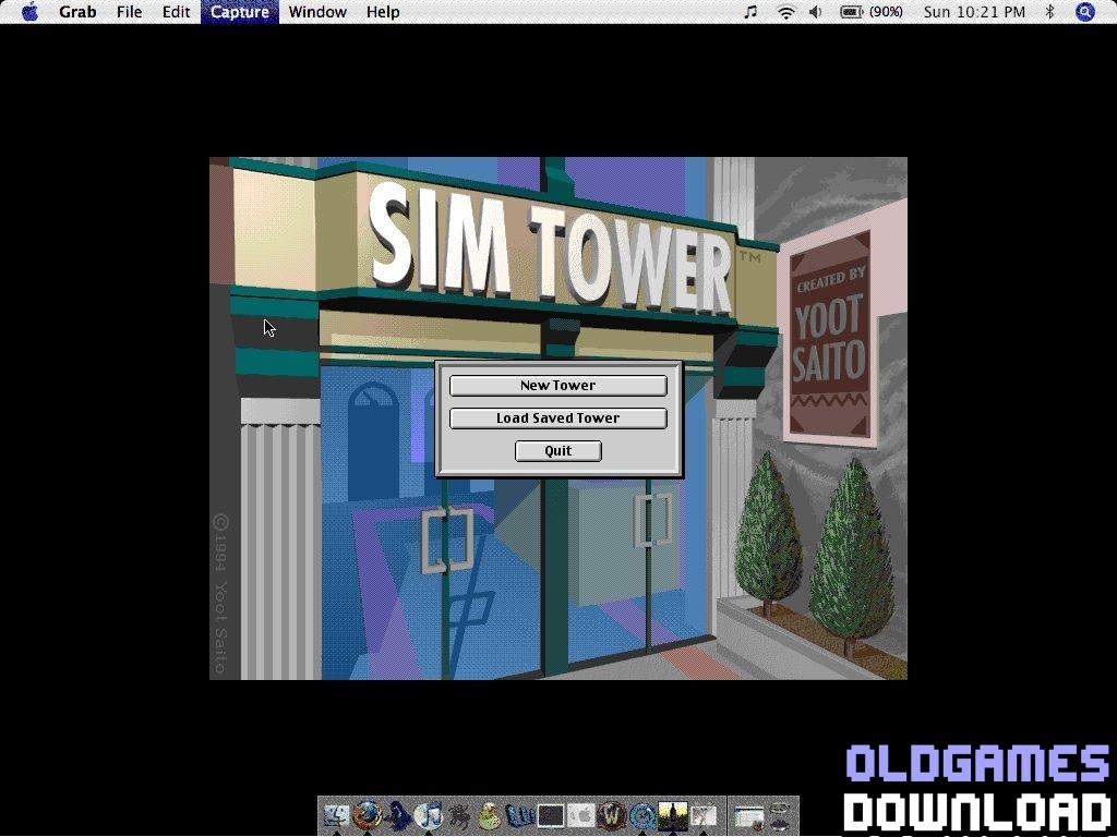 SimTower Mac