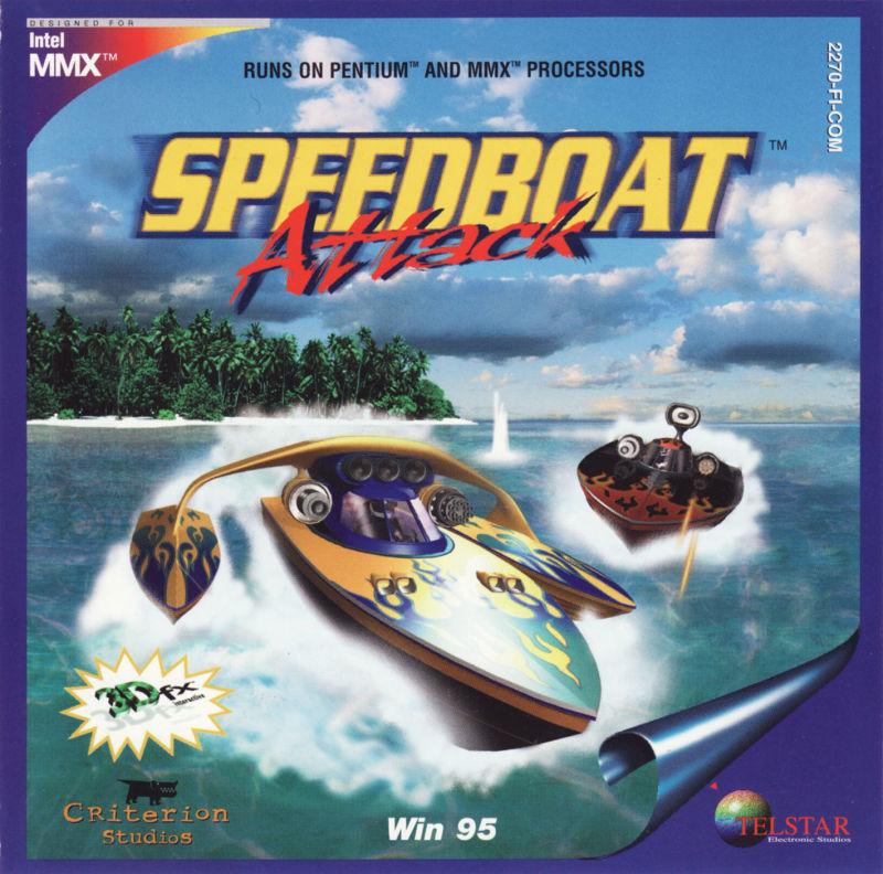 Speedboat Attack - Old Games Download