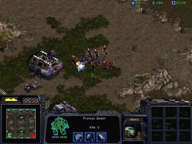 StarCraft: Brood War Download - Old Games Download