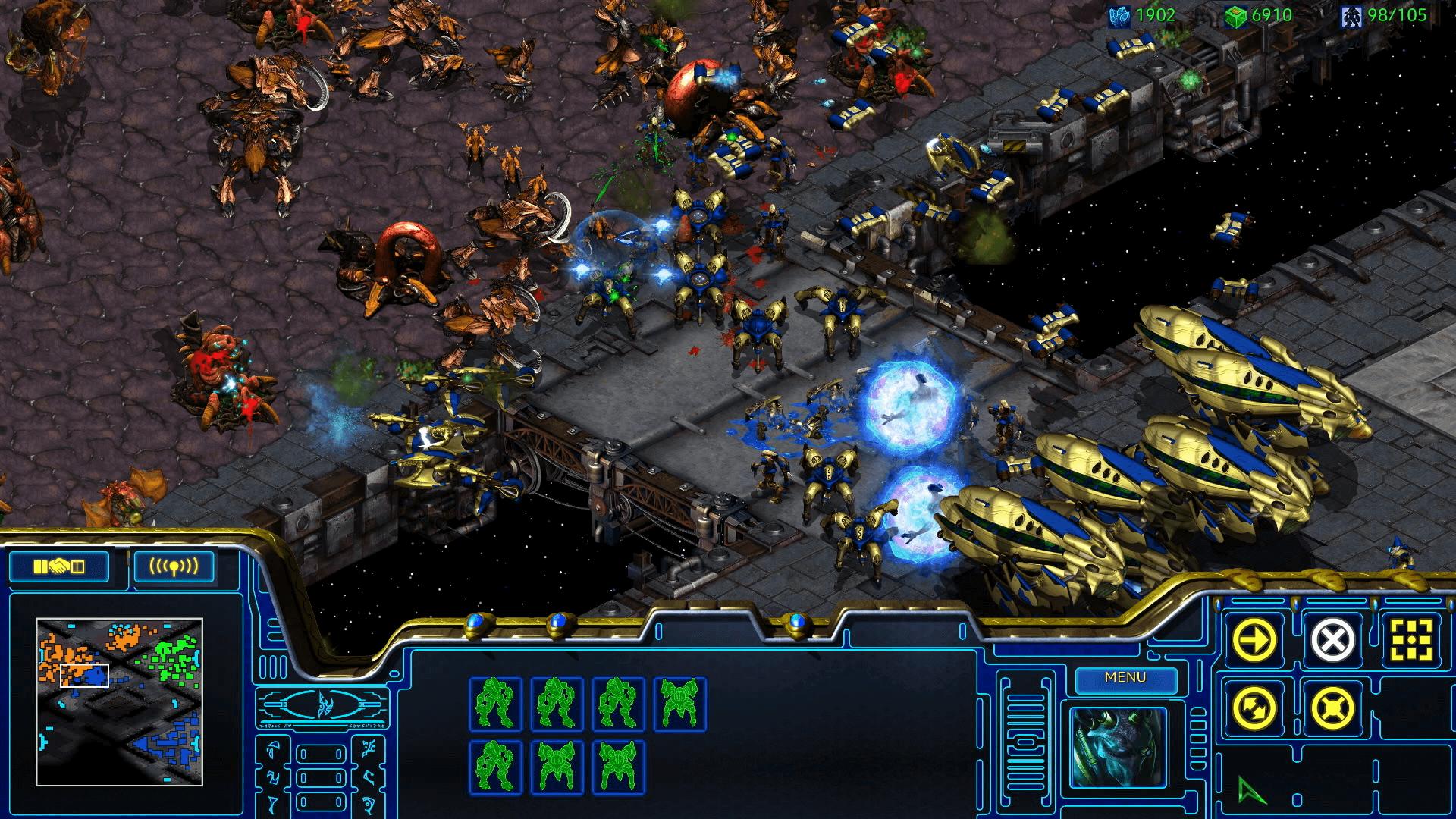 StarCraft Download - Old Games Download