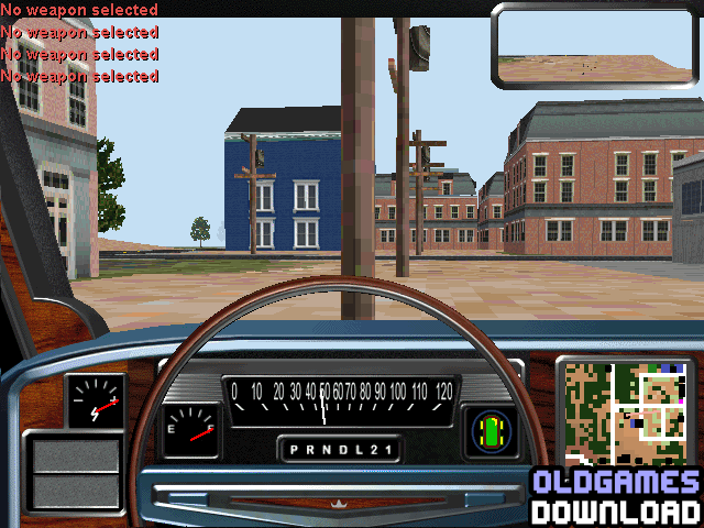 Streets of SimCity Download - Old Games Download