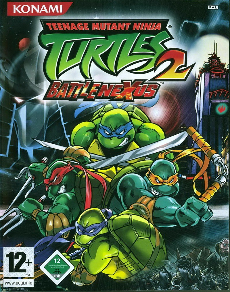 Teenage Mutant Ninja Turtles 2 Battle Nexus Old Games Download