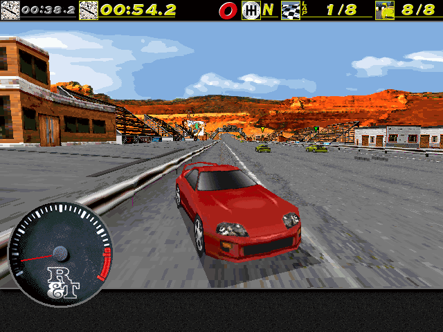 The Need for Speed 1994