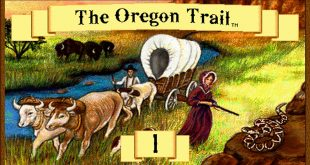 The Oregon Trail 1.2