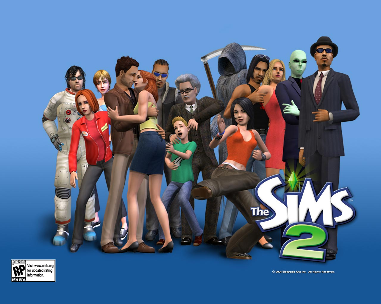 The Sims 2 Download - Old Games Download
