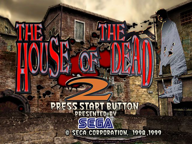 The House Of The Dead 2 Old Games Download