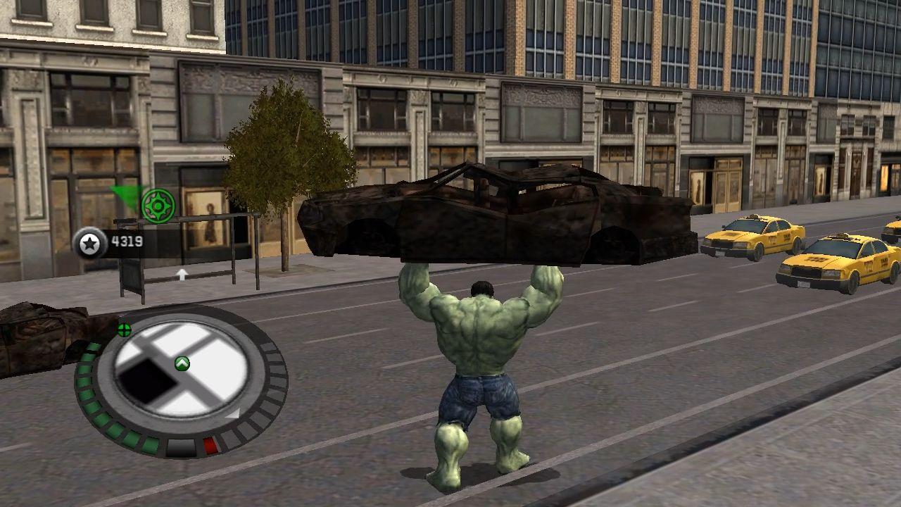 jogos da marvel para pc fraco incredible hulk