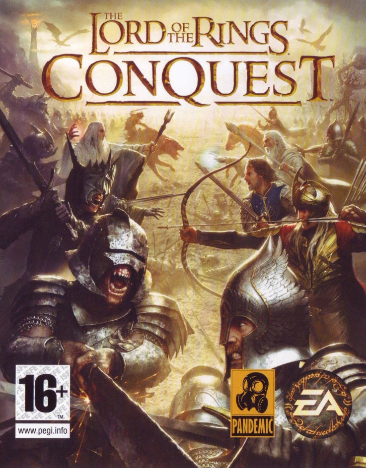 the lord of the rings conquest pc game free download