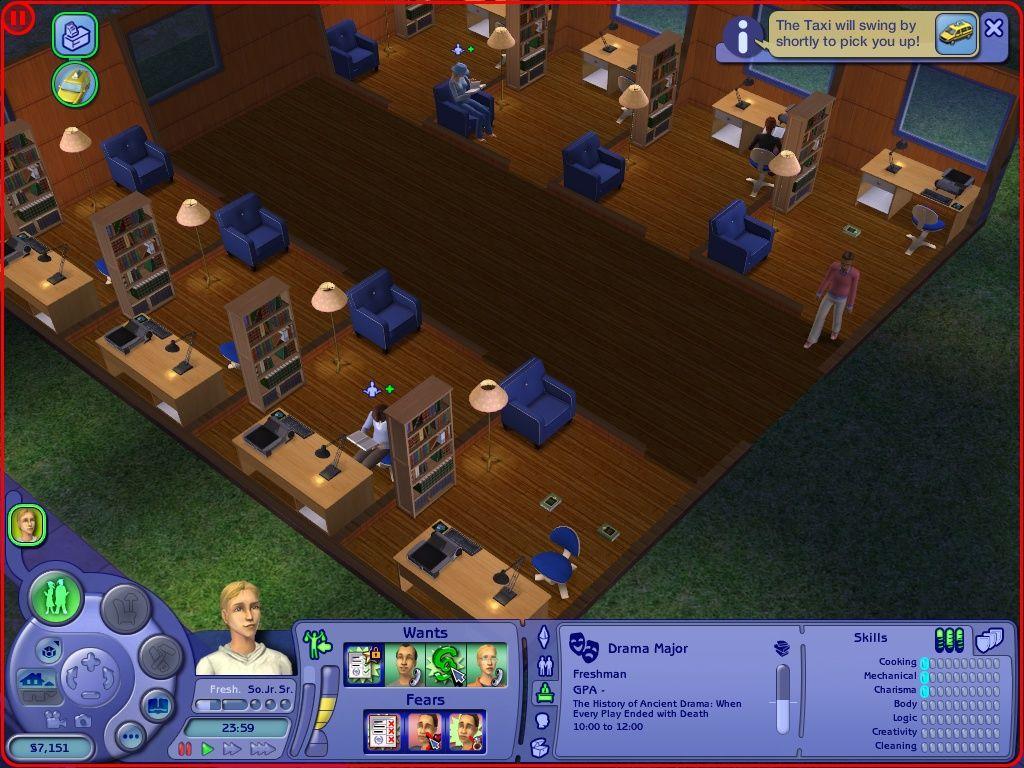 Sims 2 university game free download stuart little 2 dress up games