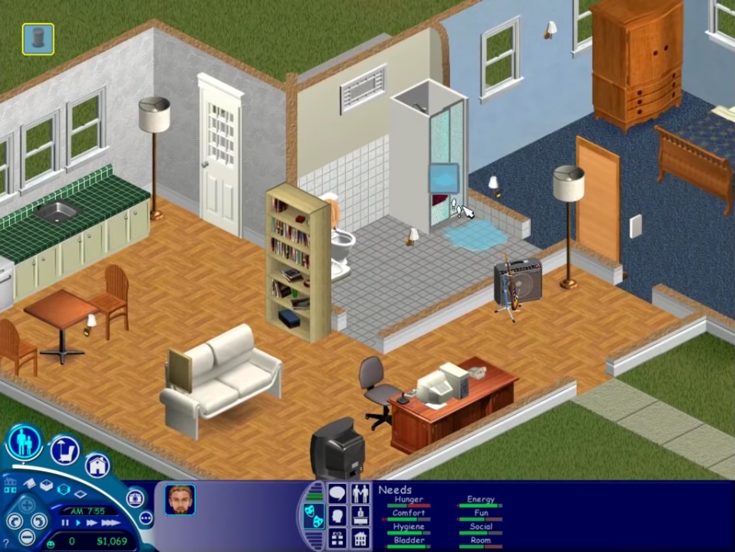 Image result for sims 1 screenshots
