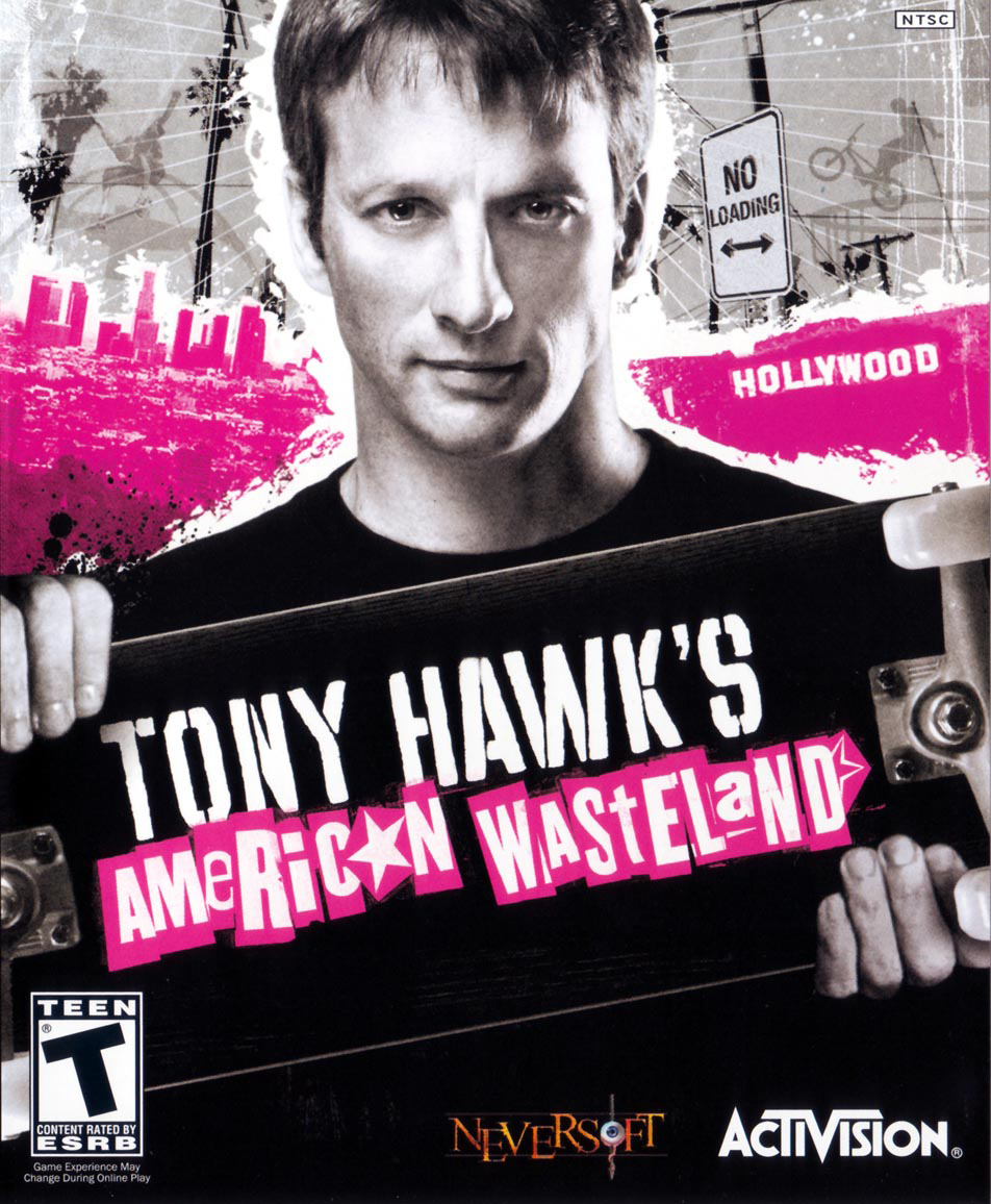 tony hawk american wasteland pc free download