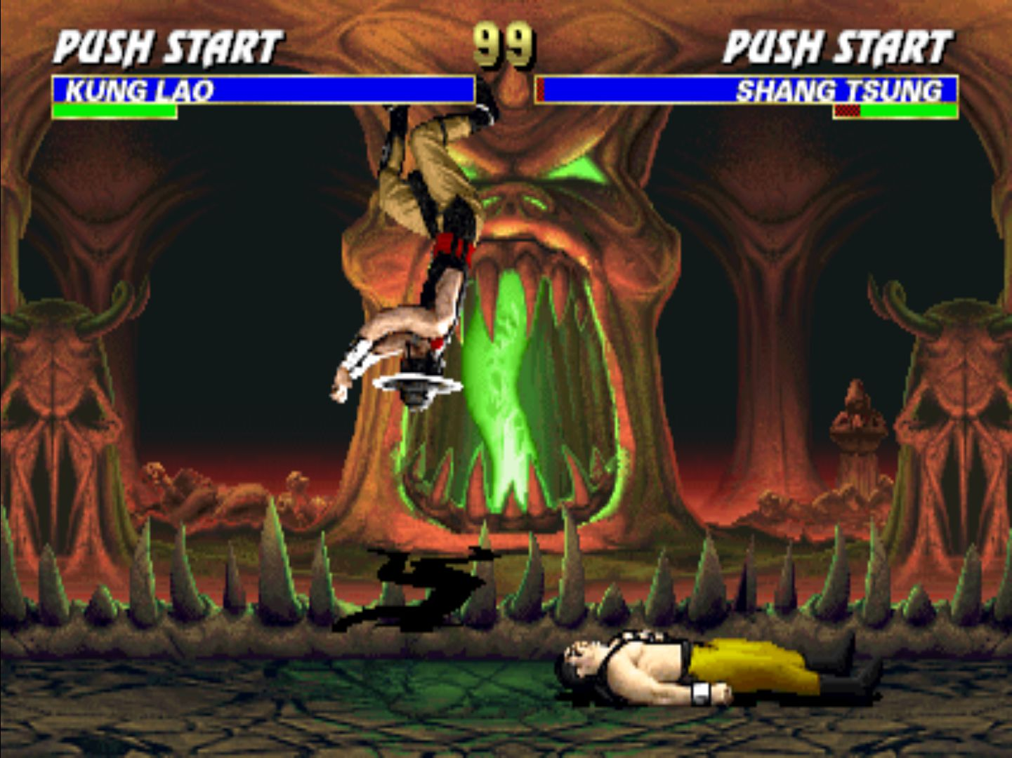 Ultimate Mortal Kombat 3 Download - Old Games Download