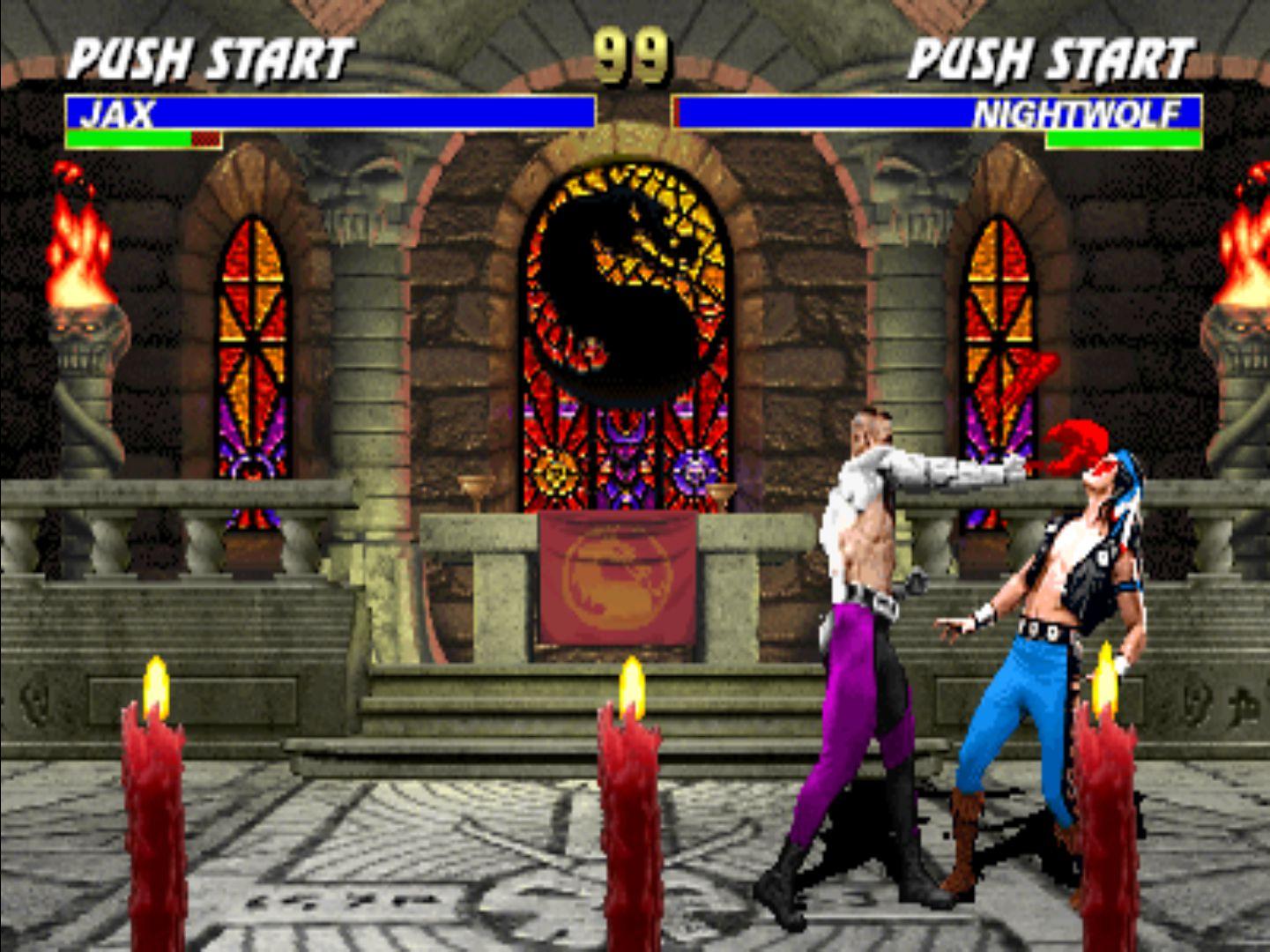 Ultimate Mortal Kombat 3 Download - Old Games Download