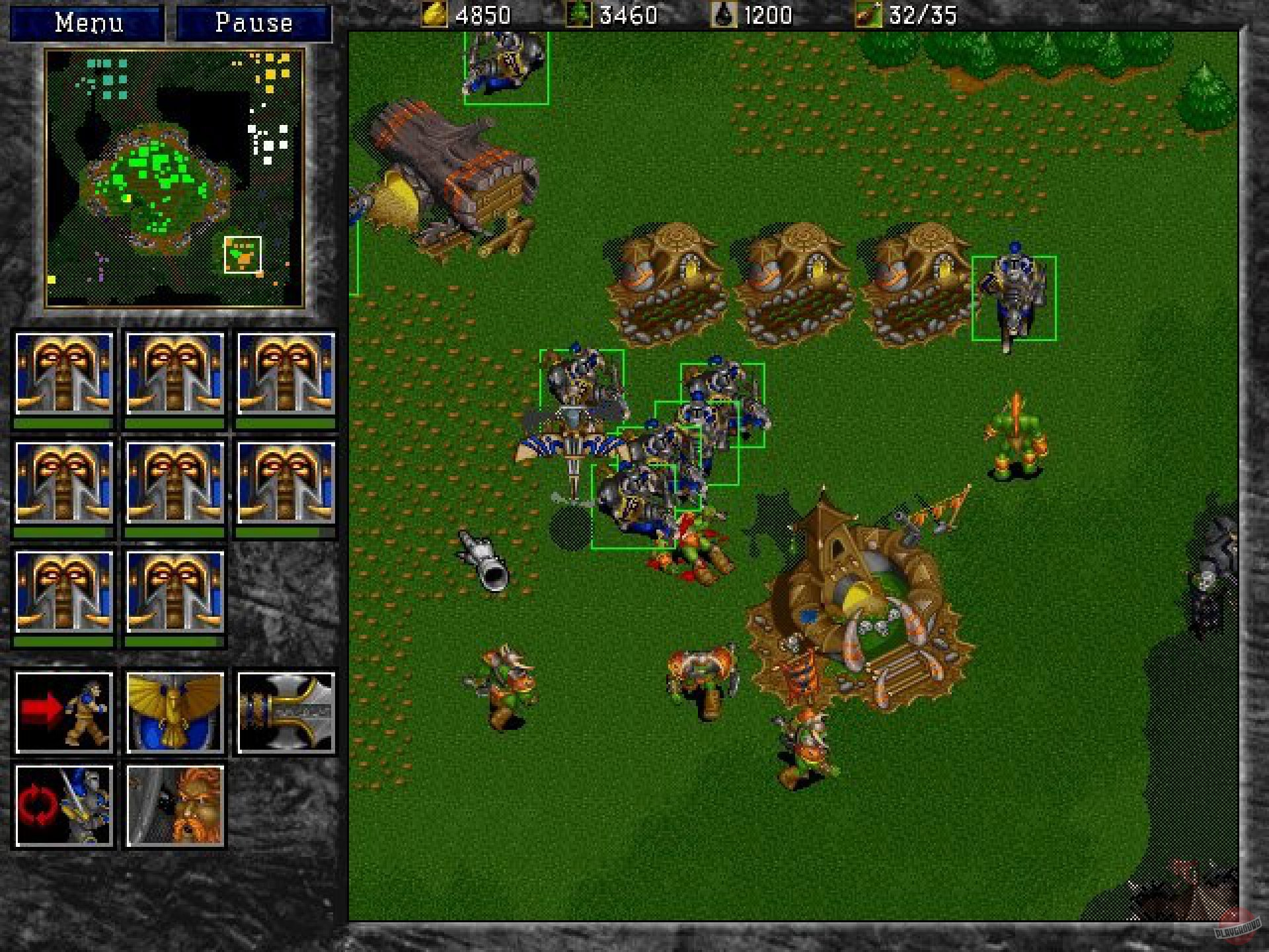 Warcraft 2 Tides Of Darkness