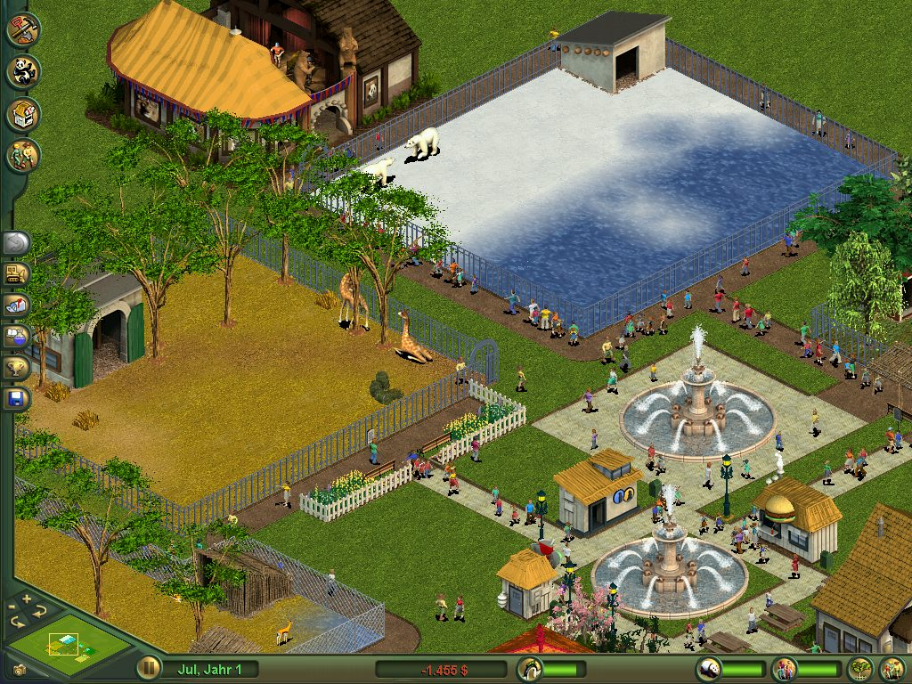 Zoo Tycoon (2001) Download - Old Games Download